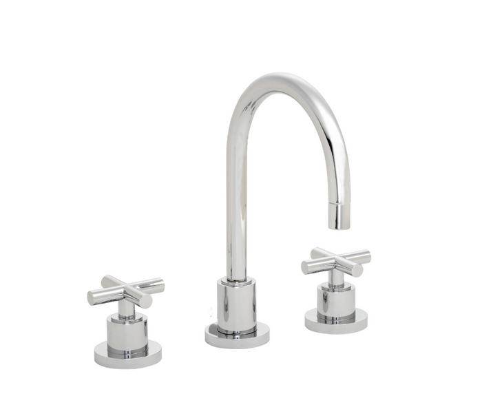 Tribe Widespread Faucet with Cross Handles
