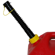 all in one gas can spout