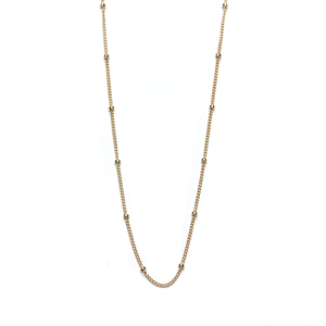 Nina Gold Satellite Layering Chain