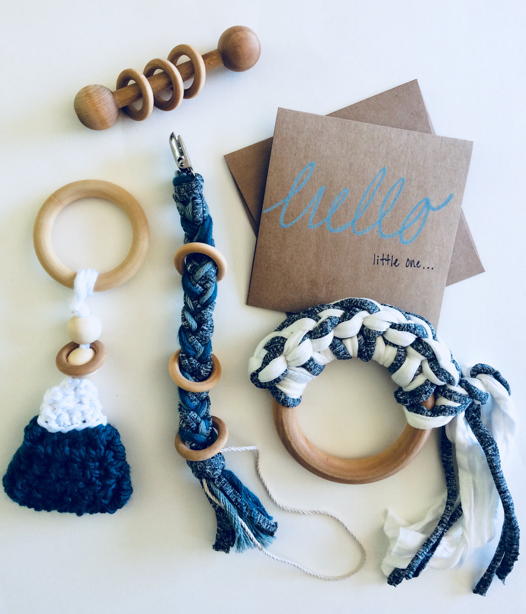 Baby Boy Gift Bundle