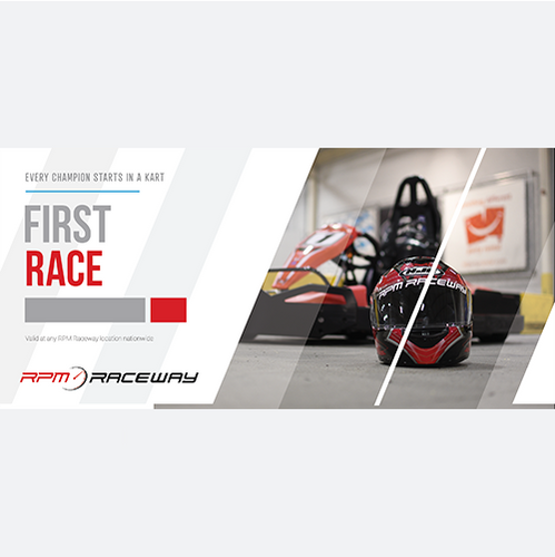 First Race Web Promotion
