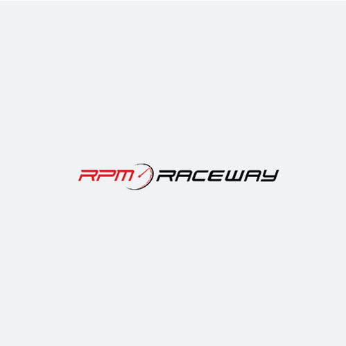 RPM Raceway Visor Stickers (Pack of 2)