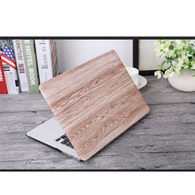 360 Wood Leather Case for Macbook Pro 13 Case Cover Laptop bag for Apple Mac book Air Pro Retina 11 12 13 15