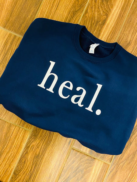 Heal Sweatshirt - Adult