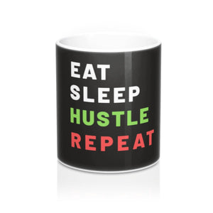 Eat Sleep Hustle Mug