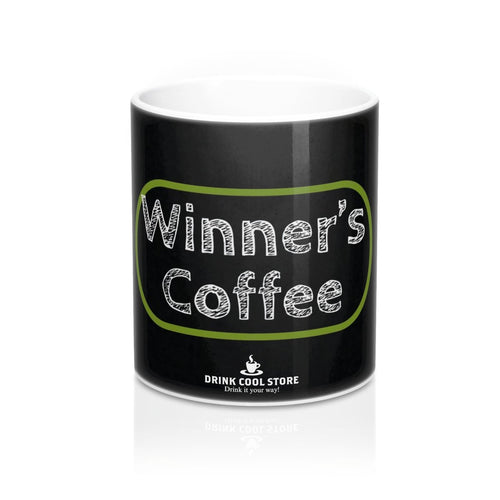 Winner's Coffee Mug