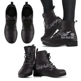 It's a Lifestyle Open Road Girl Leather Boots