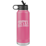 Old B.A.G. 32oz Water Bottle Tumbler