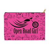 PINK Open Road Girl Accessory Bags, 2 Sizes