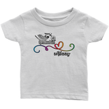 Open Road Girl Infant T-shirt, 4 COLORS