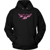 PINK Live Love Ride UNISEX Pullover Hoodie