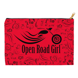RED Open Road Girl Accessory Bags, 2 Sizes