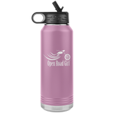 Open Road Girl 32oz Water Bottle Tumbler