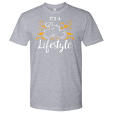 ORANGE It's a Lifestyle UNISEX Short Sleeve T-Shirt- Crewneck