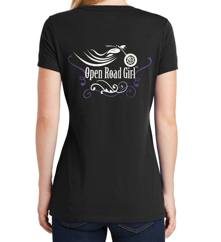 Open Road Girl Swirl Shirt, 3 Colors
