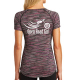 Performance Open Road Girl Scoop Neck, 3 Colors