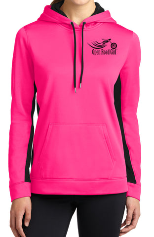 Open Road Girl Pullover Hoodie, 2 Colors