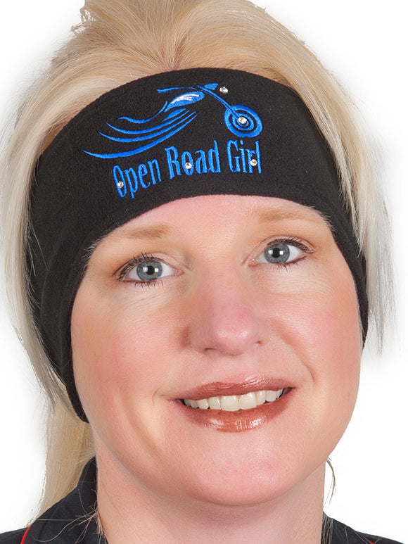 Open Road Girl Fleece Headband