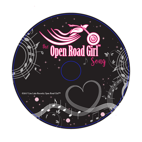 Open Road Girl Song/CD