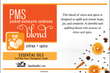 PMS (Parked Motorcycle Syndrome) Essential Oil Roll-On Blend 10ml