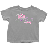 OPEN ROAD GIRL TODDLER T-SHIRT, 4 COLORS