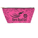 PINK Open Road Girl Large Accessory Bags, 2 Sizes