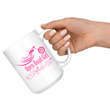 PINK OPEN ROAD GIRL 15OZ MUG, 2 STYLES