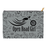 GREY Open Road Girl Accessory Bags, 2 Sizes