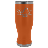 UNLEASH THE BIKER WITHIN  (20 OUNCES) TRAVEL BOHO MUG, 12 COLORS