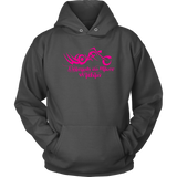 PINK Unleash The Biker Within Sweatshirt UNISEX Hoodie
