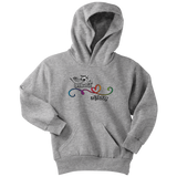 Open Road Girl Youth Hoodie, 4 COLORS