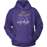 RAINBOW It's a Lifestyle Sweatshirt UNISEX-Hoodie