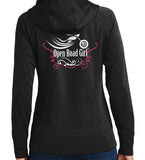 Open Road Girl Full Zip Tech Fleece Hoodie, 3 Colors
