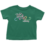 Open Road Girl Toddler T-shirt, 5 COLORS