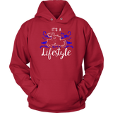BLUE It's a Lifestyle Sweatshirt UNISEX-Hoodie