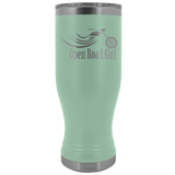 OPEN ROAD GIRL (20 OUNCES) TRAVEL BOHO MUG, 12 COLORS