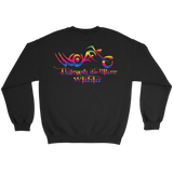 RAINBOW Unleash The Biker Within UNISEX Sweatshirt-Crewneck