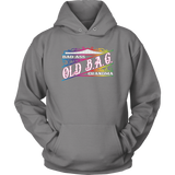 OLD B.A.G. Bad Ass Grandma Pullover Hoodie