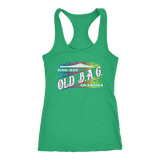 OLD B.A.G. Bad Ass Grandma Razor Back Tank Top