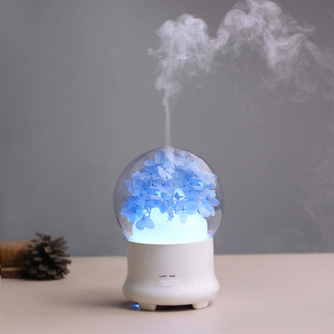 Aromatherapy Diffuser - Mist Humidifier - Blue
