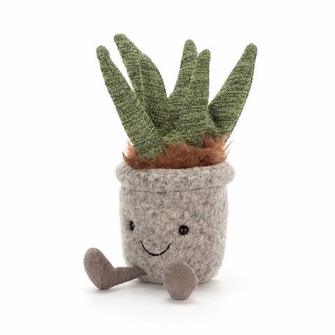 Silly Succulent - Aloe by Jellycat