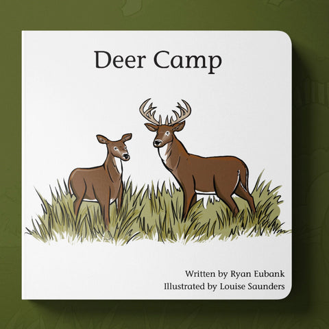 Deer Camp Book