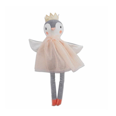 Petunia the Penguin Princess Doll
