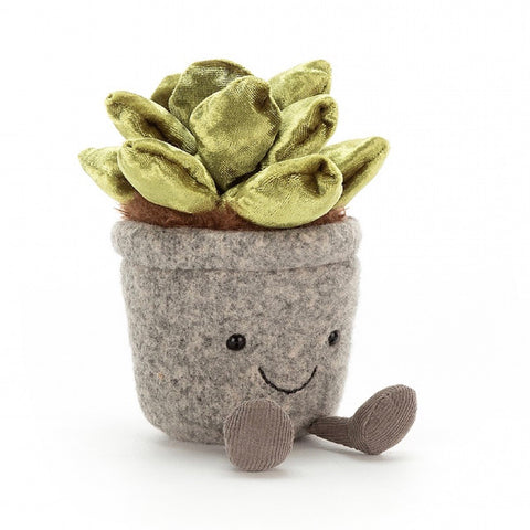 Silly Succulent Jade by Jellycat