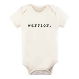 Warrior Onesie and Tee - tinybirdstinybees