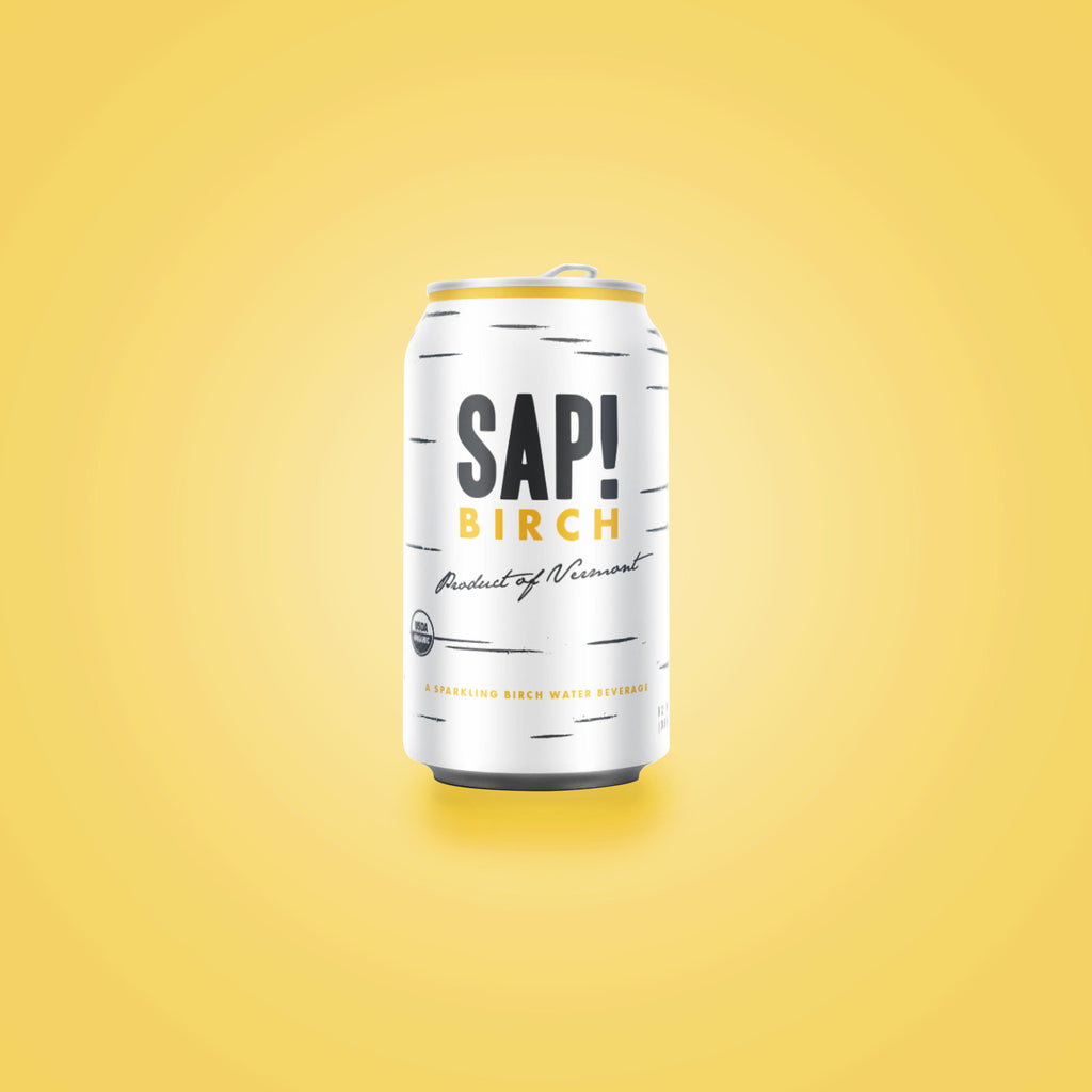 Sap! Birch Sparkling Case of 24