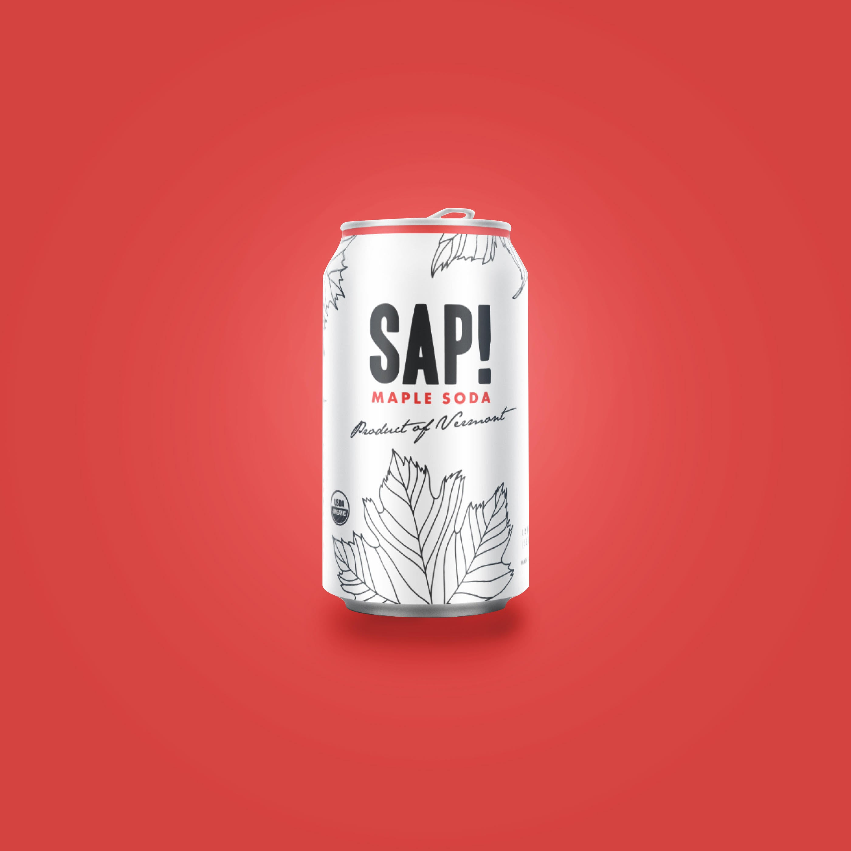 Sap! Maple Soda - Case of 24