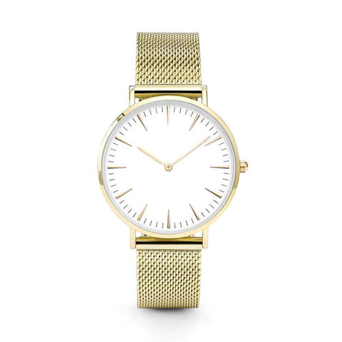 LA CLASSIQUE GOLD - Time Pieces & Co.