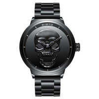 LA SKULL BLACK - Time Pieces & Co.