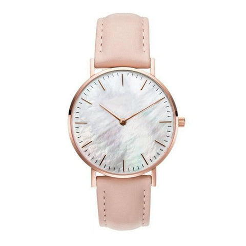 LA SEASHELL ROSE - Time Pieces & Co.